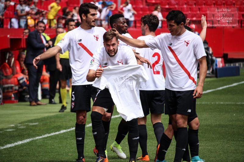 Fotogalería Sevilla Atlético – Real Valladolid