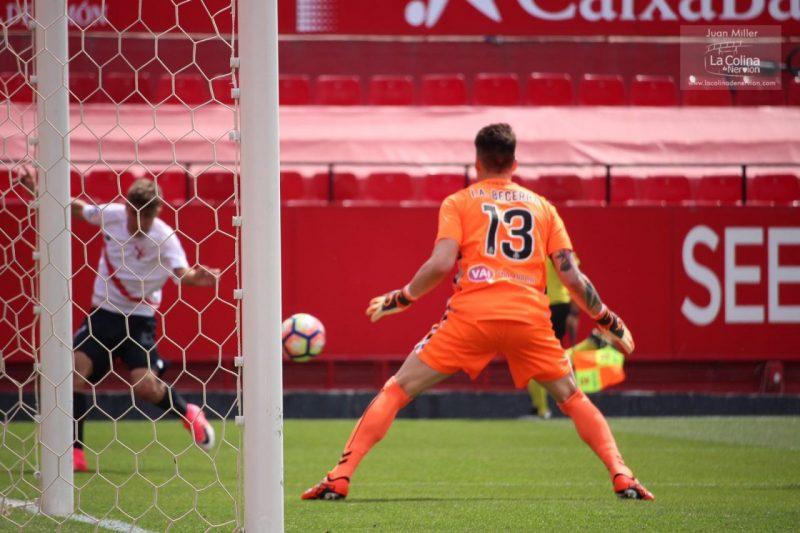 El Sevilla Atlético deja escapar tres puntos que eran suyos