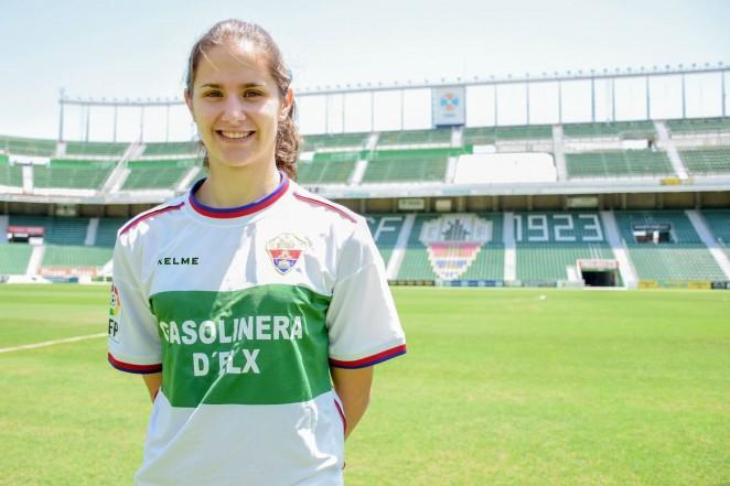 Helena Torres ficha por el Sevilla Femenino