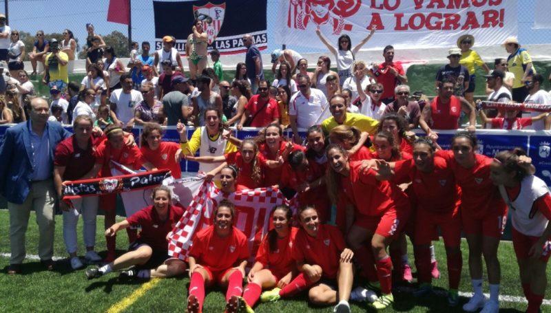 La vuelta a la élite del Sevilla Femenino