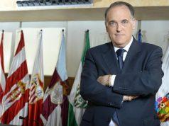 Tebas planea la vuelta con el Sevilla FC - Betis el 11 de junio