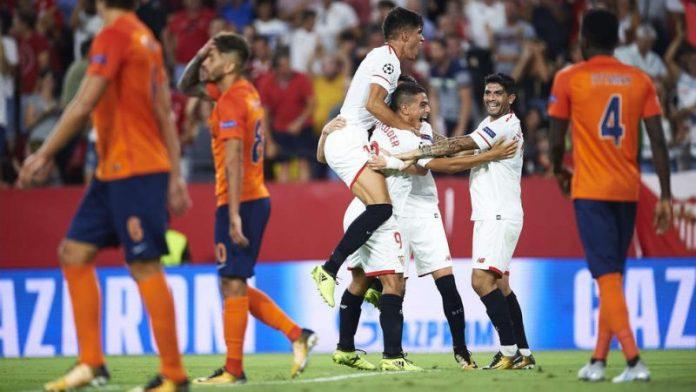 El Sevilla se clasifica para la fase de grupos de la Champions