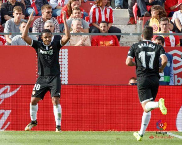 El gol de Muriel  que vale tres puntos en Girona