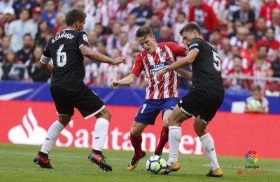 Primera derrota de un Sevilla en construcción