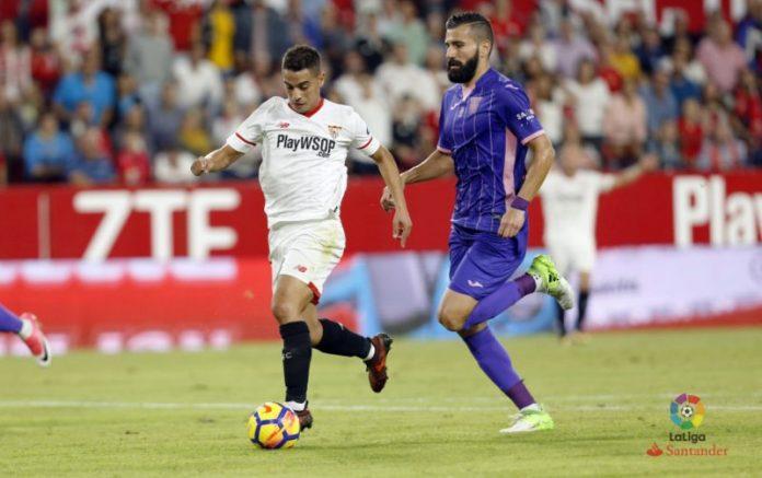 Los datos del partido entre Sevilla y Leganés