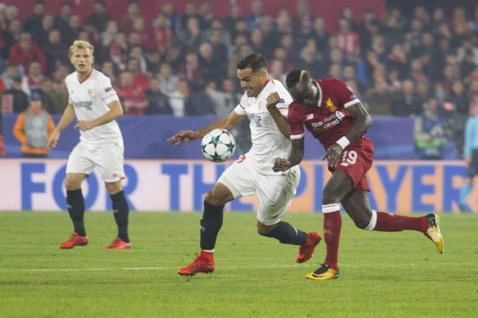 El dominio de la posesión destaca del choque ante el Liverpool