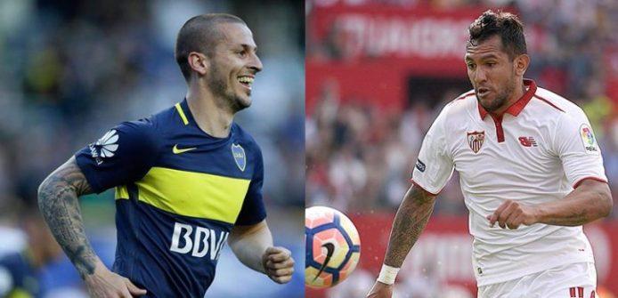 Los intereses cruzados de Boca Juniors y Sevilla FC