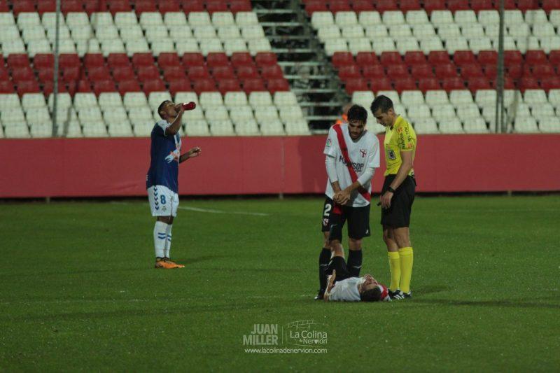 Los arbitrajes se agravan para el Sevilla Atlético
