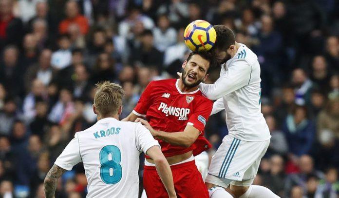 Ni una victoria del Sevilla ante los grandes, en las últimas seis temporadas