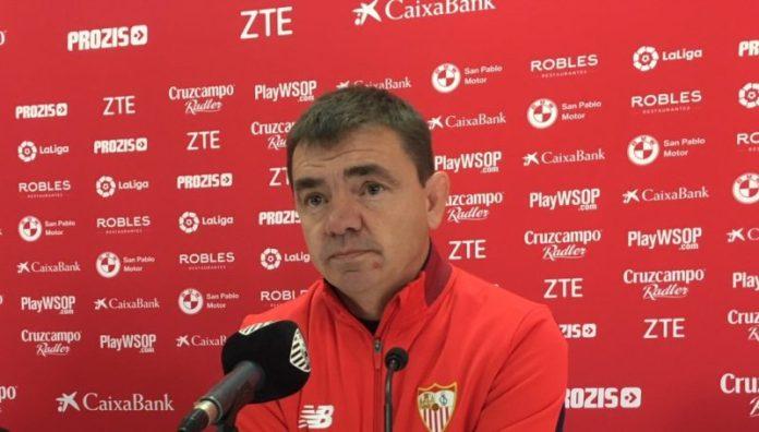 Marcucci: «La intención del equipo es salir a ganar»