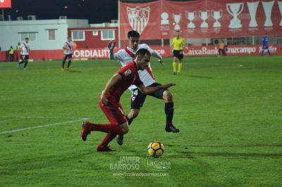 Diego Martínez no perdona al Sevilla Atlético