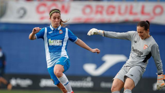 El Femenino pierde por la mínima ante el Espanyol