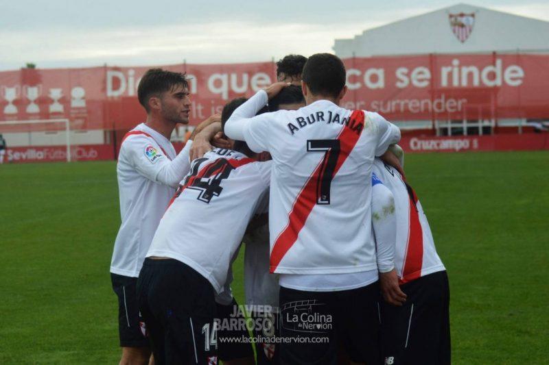 Las mejores fotos del Sevilla Atlético – La Hoya Lorca