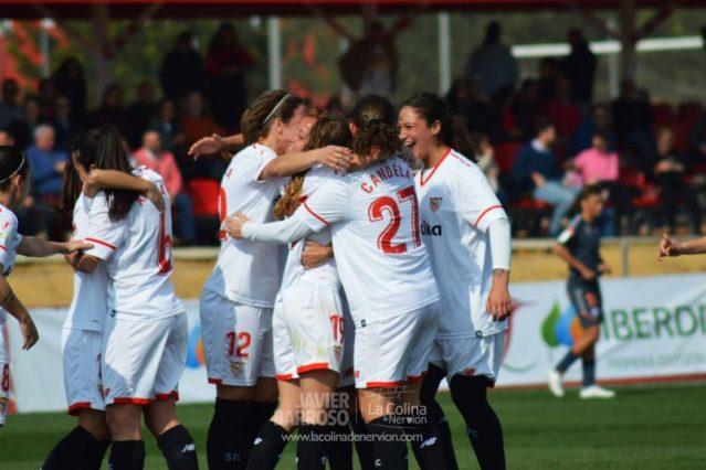 Candela Blanco, una realidad para el primer equipo femenino