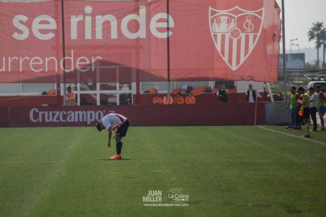 Las mejores fotos del Sevilla Atlético – UD Almería