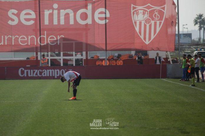 El Sevilla Atlético puede consumar su descenso al término de esta jornada