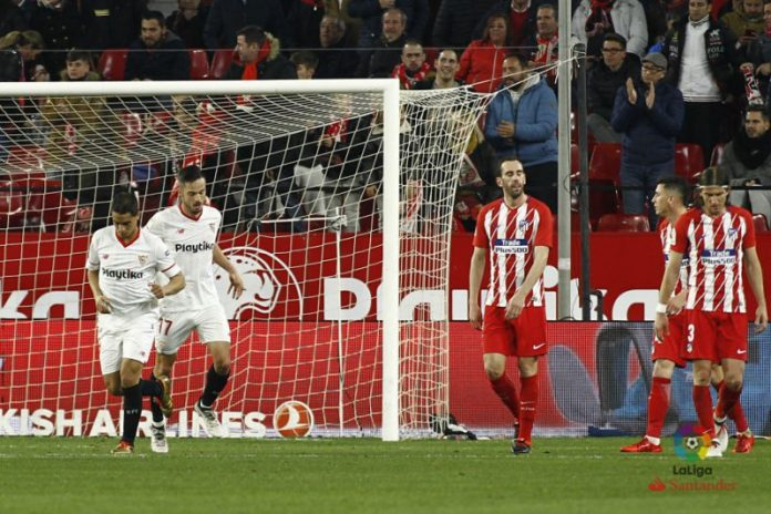 Récord de goleadas en contra del Sevilla en competiciones oficiales