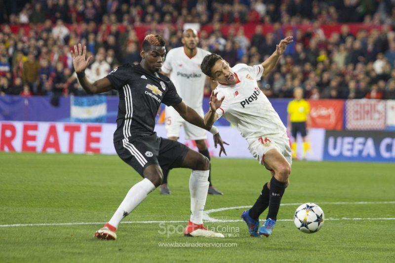 A los puntos, el Sevilla ganó por goleada al Manchester