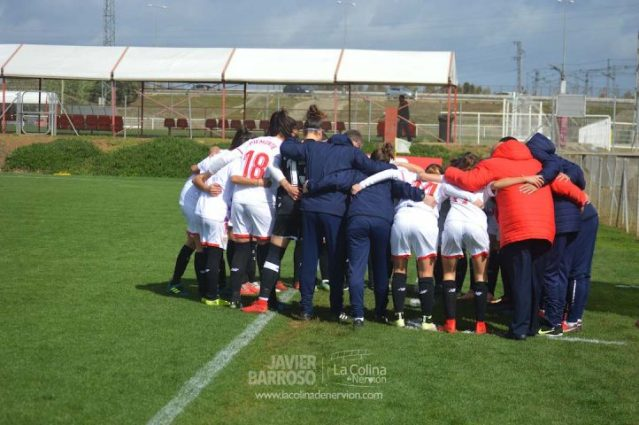 El Sevilla Femenino se juega la permanencia en la recta final de la competición liguera