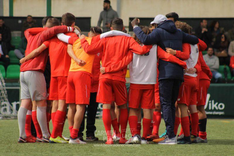 Las mejores fotos del Betis-Sevilla de División de Honor