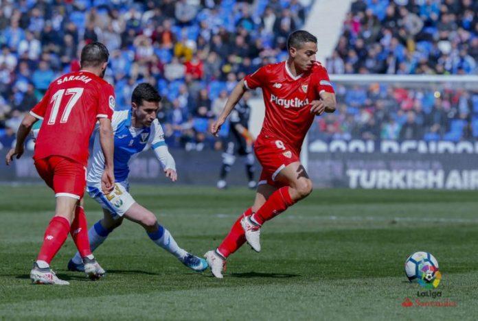 El Sevilla acusa la resaca europea y pierde ante el Leganés