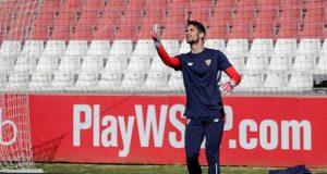 Sergio Rico, se marcha al PSG | Imagen: La Colina de Nervión - Juan Miller