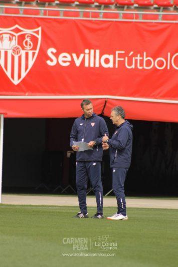 Luciano Martín, sustituye oficialmente a Tevenet en el banquillo del Sevilla Atlético