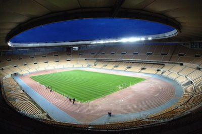 ¿Nuevo estadio a la vista?