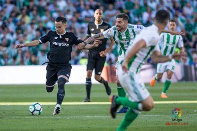 """Roque Mesa: """"El derbi es un partido que motiva más de la cuenta"""""""