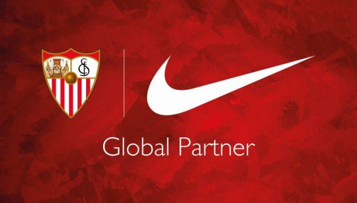 Diseño exclusivo de Nike para las camisetas del Sevilla