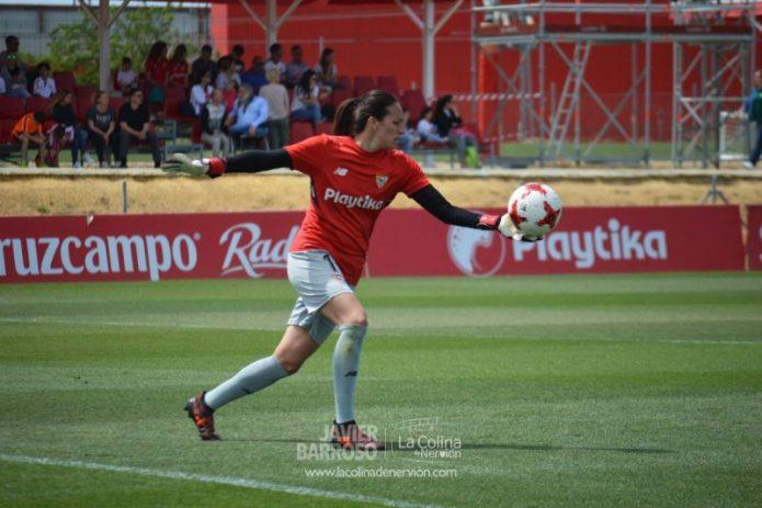 Pamela Tajonar apunta al FC Barcelona