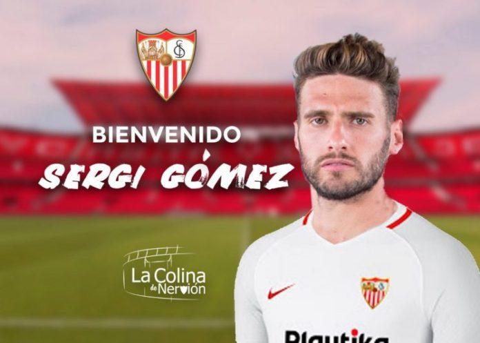 El Sevilla FC se hace con los servicios de Sergi Gómez