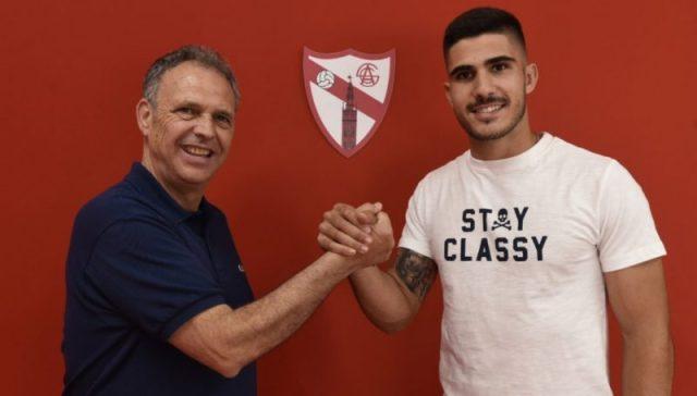 Portazo a la Sampdoria con la renovación de Juan Berrocal