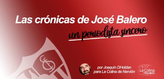 Las crónicas de José Balero, un periodista sincero |Episodio 12