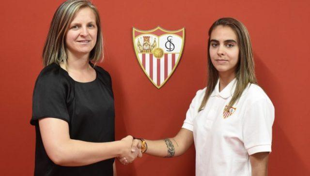 Macarena Portales, quinto fichaje del Sevilla