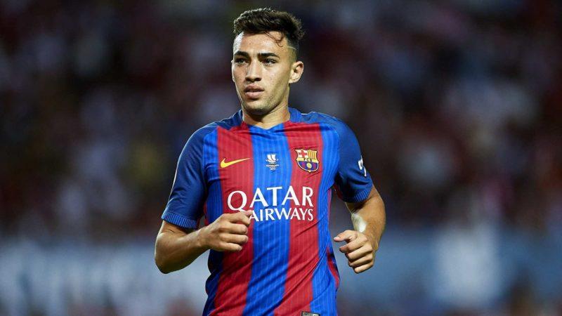 El Sevilla FC alcanza un acuerdo con el FC Barcelona por Munir El Haddadi