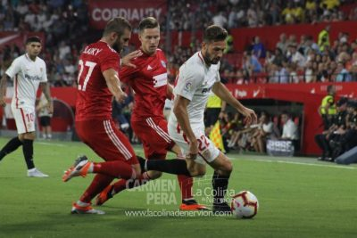 El Sevilla aprendió la lección en Olomuc