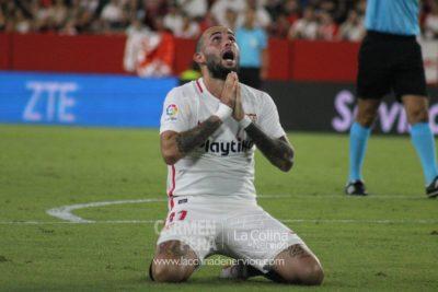 Las mejores fotos del Sevilla FC – FK Žalgiris