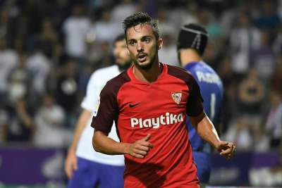 Acuerdo entre el Sevilla y Sarabia