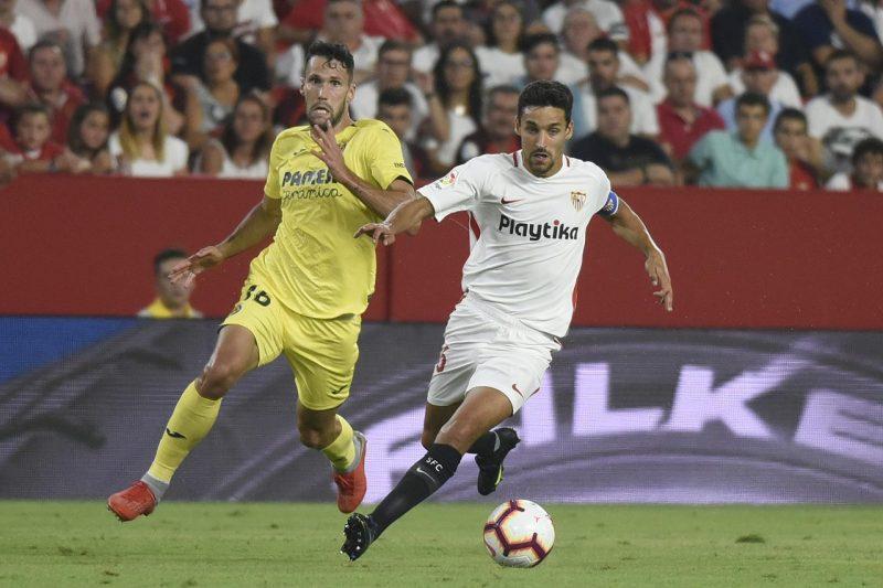 Estos son los capitanes del Sevilla para la presente temporada