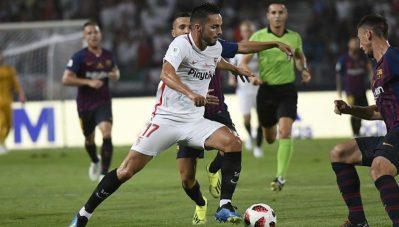 Ceder la posesión condenó al Sevilla