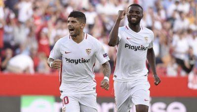 Banega analiza su trayectoria en el Sevilla y revela sus deseos con respecto a jugar más partidos como nervionense