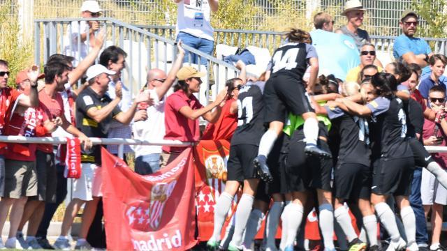 El Sevilla logra un triunfo histórico en Vallecas