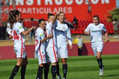 Real Sociedad, rival del Sevilla Femenino en semifinales de la Copa de la Reina