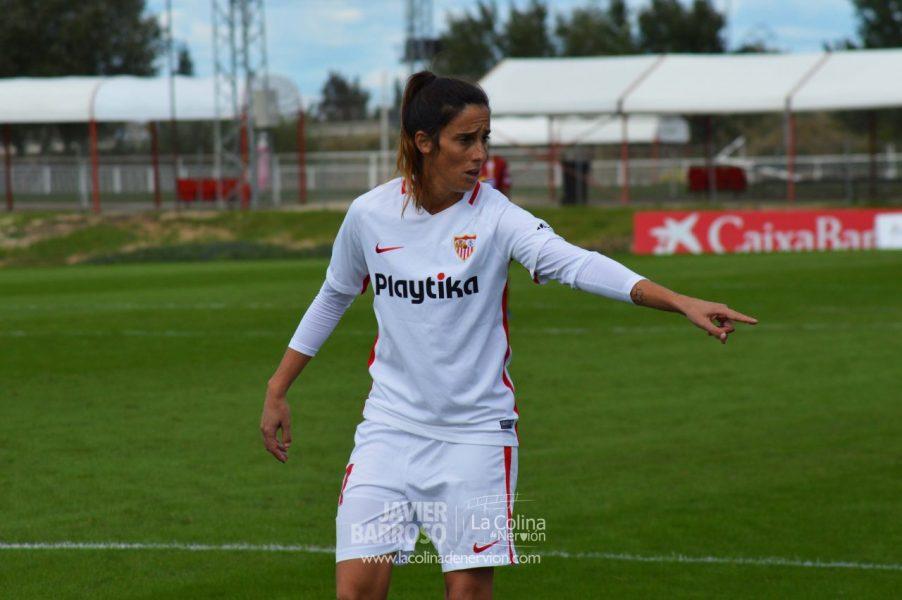 Las mejores fotos del Sevilla Femenino – EDF Logroño