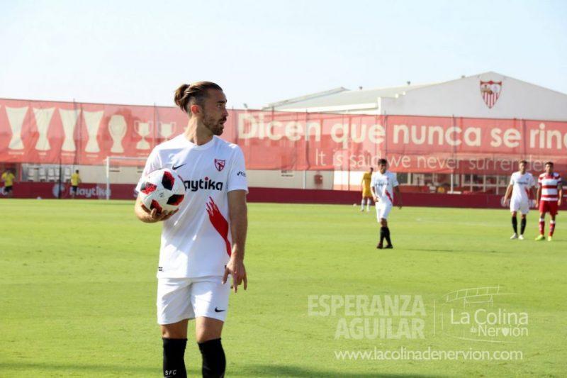 Las mejores fotos del Sevilla Atlético – Recreativo Granada