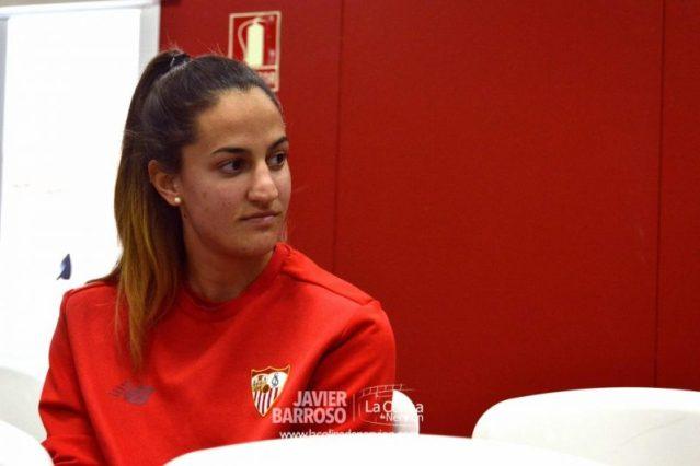 """Lucía: """"El equipo va a llegar lo más lejos posible"""""""