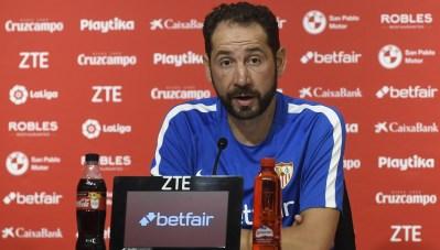 Machín habla sobre el liderato, competirle al Barça y sobre el Villanovense