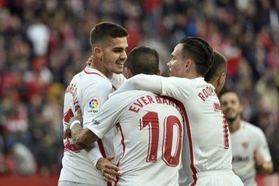 La victoria del Sevilla ante el Valladolid, en vídeo