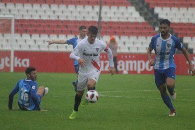 Le faltó tiempo para evitar el tropiezo ante el Atlético Malagueño